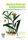 Herbs and Natural Supplements, 3rd Edition