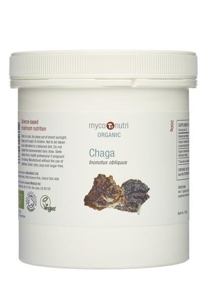 Chaga (Organic)
