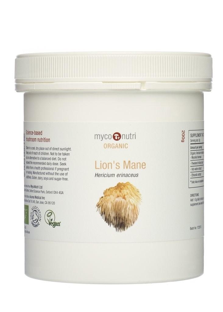 Lion's Mane (Organic)