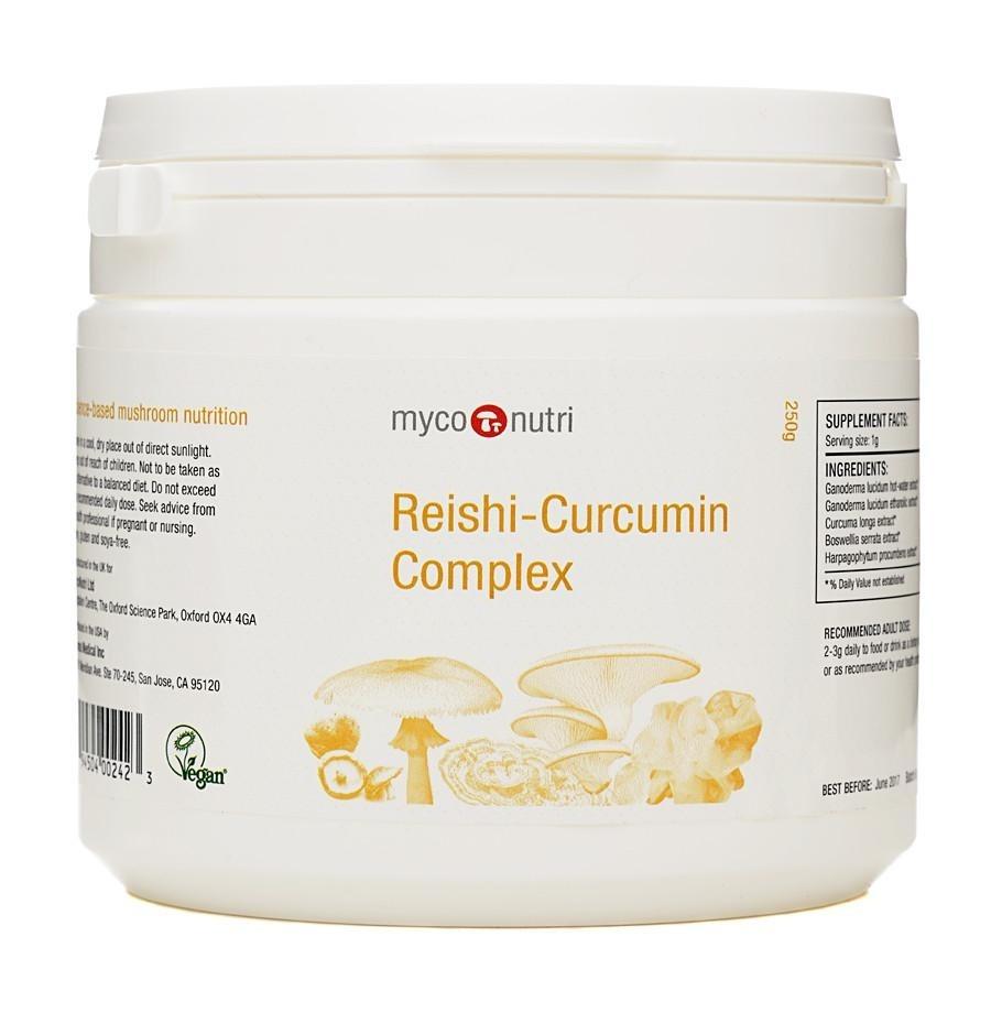 Reishi-Curcumin Complex
