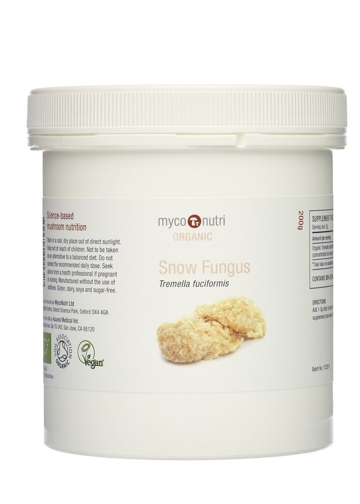Snow Fungus (Organic)