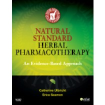Natural Standard Herbal Pharmacotherapy - An Evidence-Based Approach