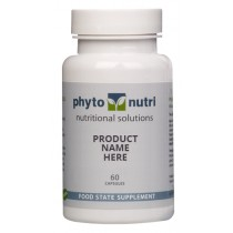 PhytoNutri Pantothenic Acid B5 (Food State) 60 Tabs